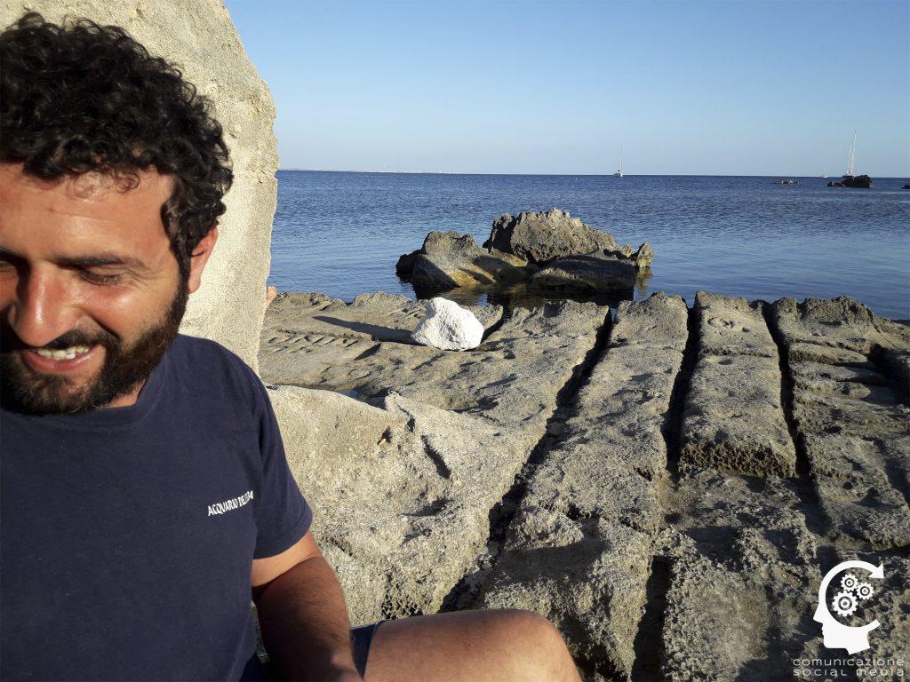 Paolo Balistreri la voce del mare
