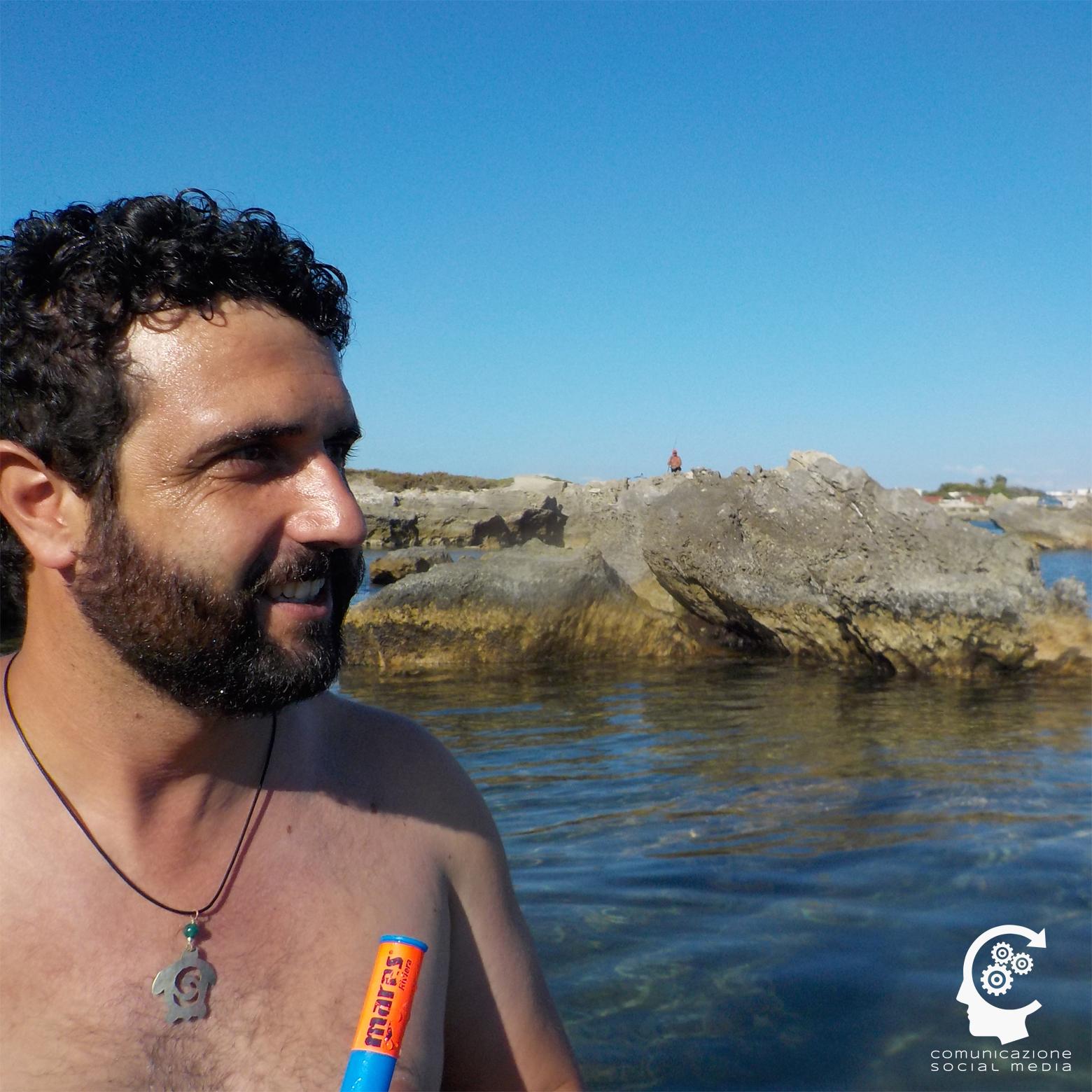 La voce del mare: Paolo Balistreri