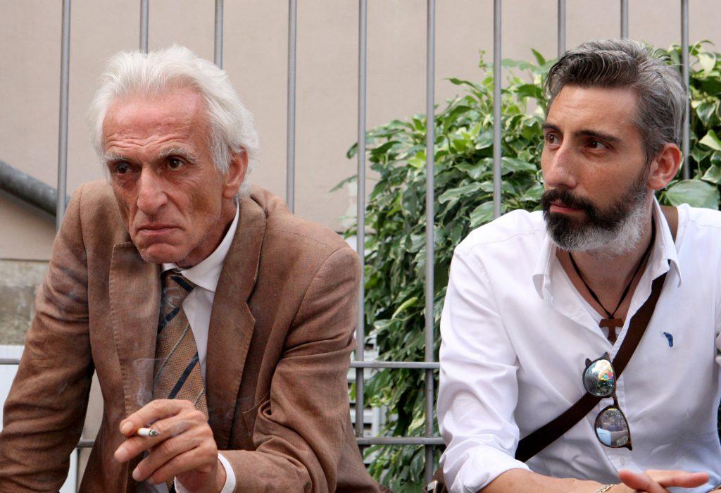 Vittorino Andreoli al Coscienza Festival di Berceto - Copyright © Sandro Capatti Fotoreporter